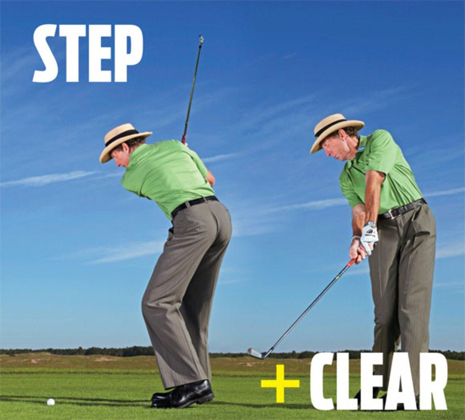 David leadbetter two words for lower score golf digest