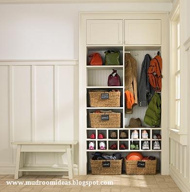 Mudroom Storage Bins Mudroom Ideas Zimbio Mud Room Storage Hallway Storage Mudroom