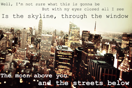 Kiss Me Slowly by Parachute is seriously one of the greatest songs ever.