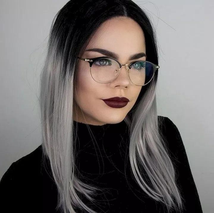 Classy chic runde Brille für Frauen Stil 07 ~ Kleider für ...