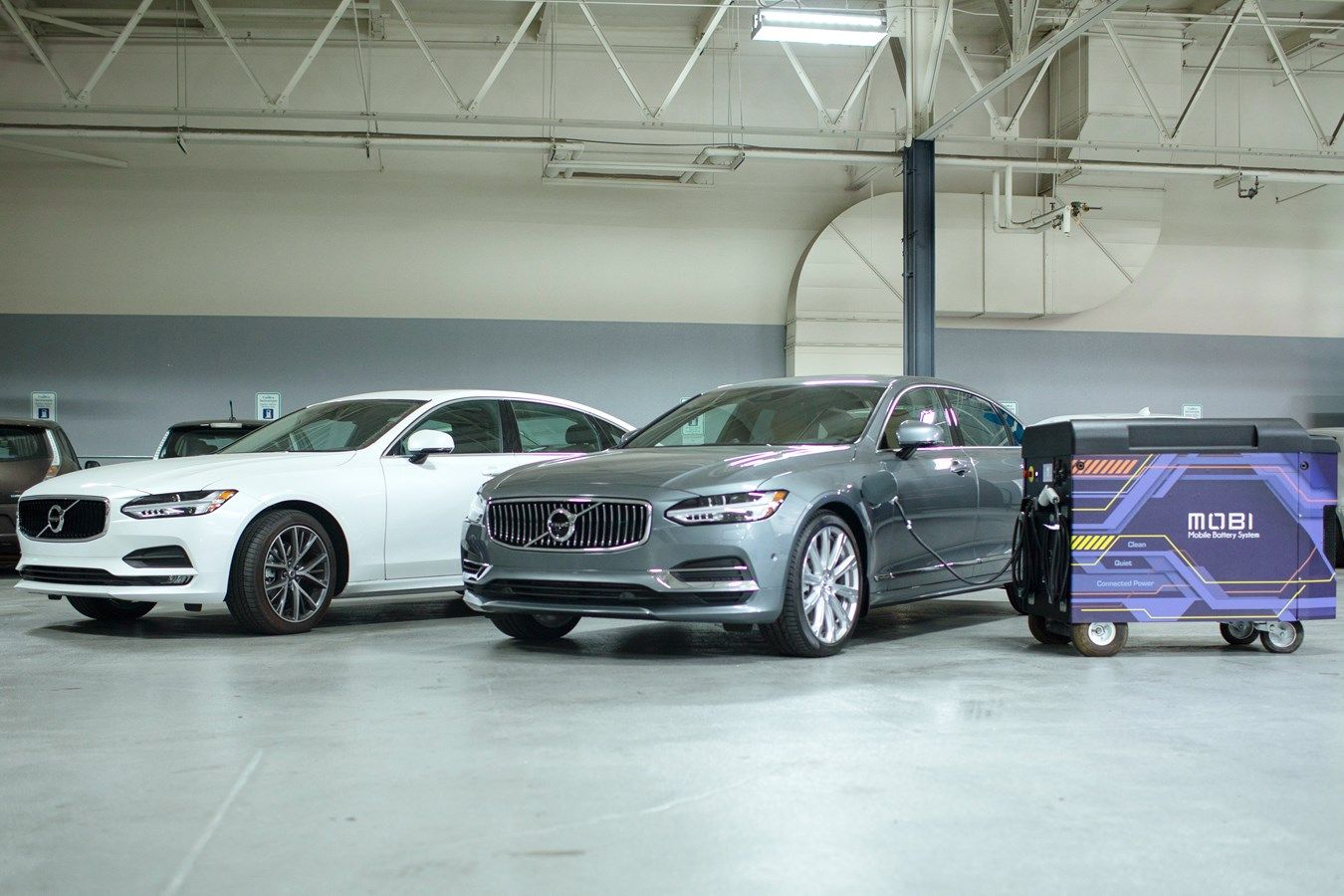 Volvo Cars Tech Fund Invests In Electric Car Charging Company
