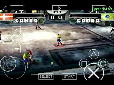Скачать игру fifa street на андроид