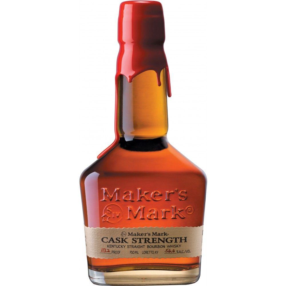 Maker S Mark Cask Strength Kentucky Straight Bourbon Whiskey Cigars And Whiskey Whiskey Kentucky Straight Bourbon Whiskey