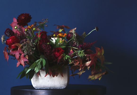 The Perfect Fall Bouquet With Sullivan Owen | Free People Blog #freepeople