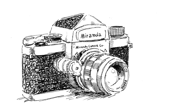 "drawing old camera - Hledat Googlem | ""Film and video ...