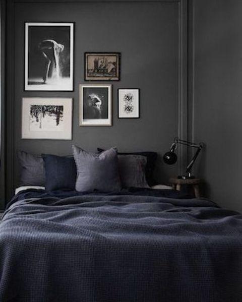 Decorating Walls Of Bedroom: Épinglé Sur Bedrooms