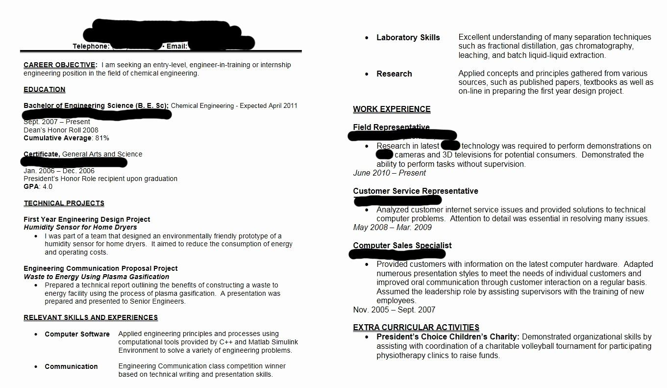 Computer science entry level resume lovely resume for