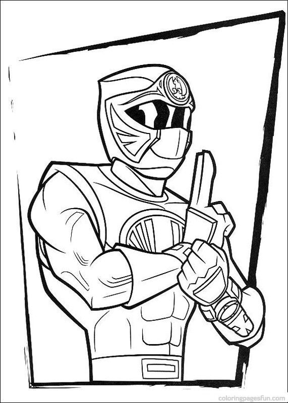 Power Rangers Coloring Pages 82 | Power Rangers | Pinterest | Dibujo
