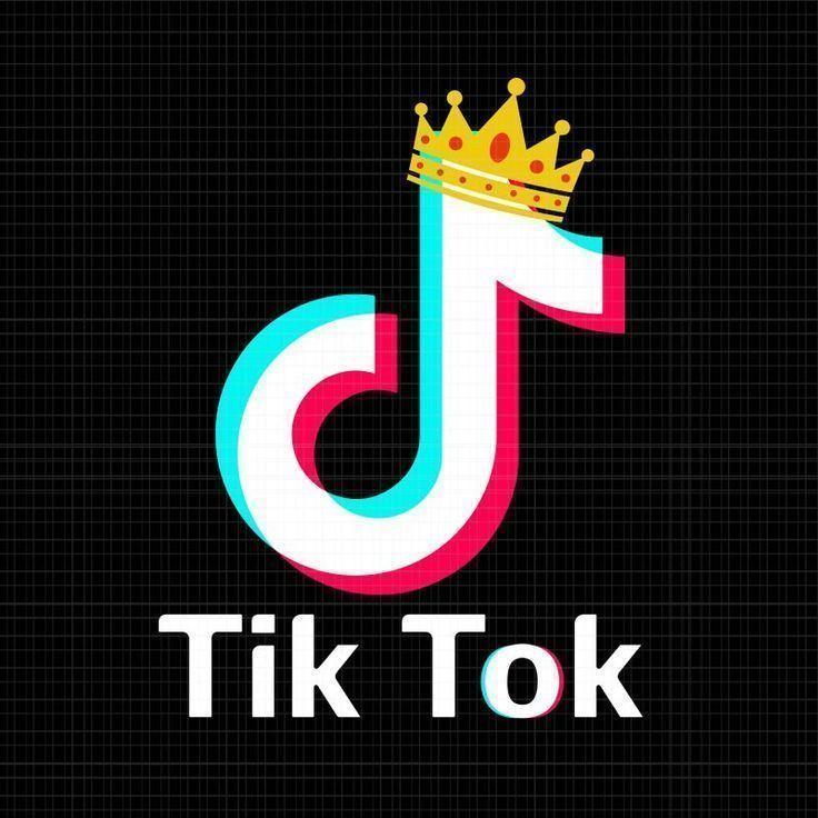 Tik Tok Logo Wallpaper Iphone in 2020 Funny iphone