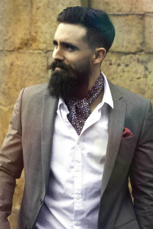 Rise of the Cravat - Cravat Club, an online store British Made Mode Homme, 65a40248a8b