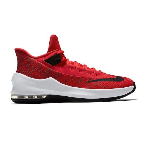 062af8431bee Nike Air Max Infuriate II Mid Grade School Boys  Basketball Shoes