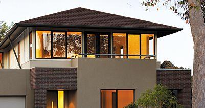 Boral Slimline Nsw Act Concrete Roof Tile Innovative Bold Modern The Slimline S Unique Design Is Right At Concrete Roof Tiles House Styles Outdoor Decor