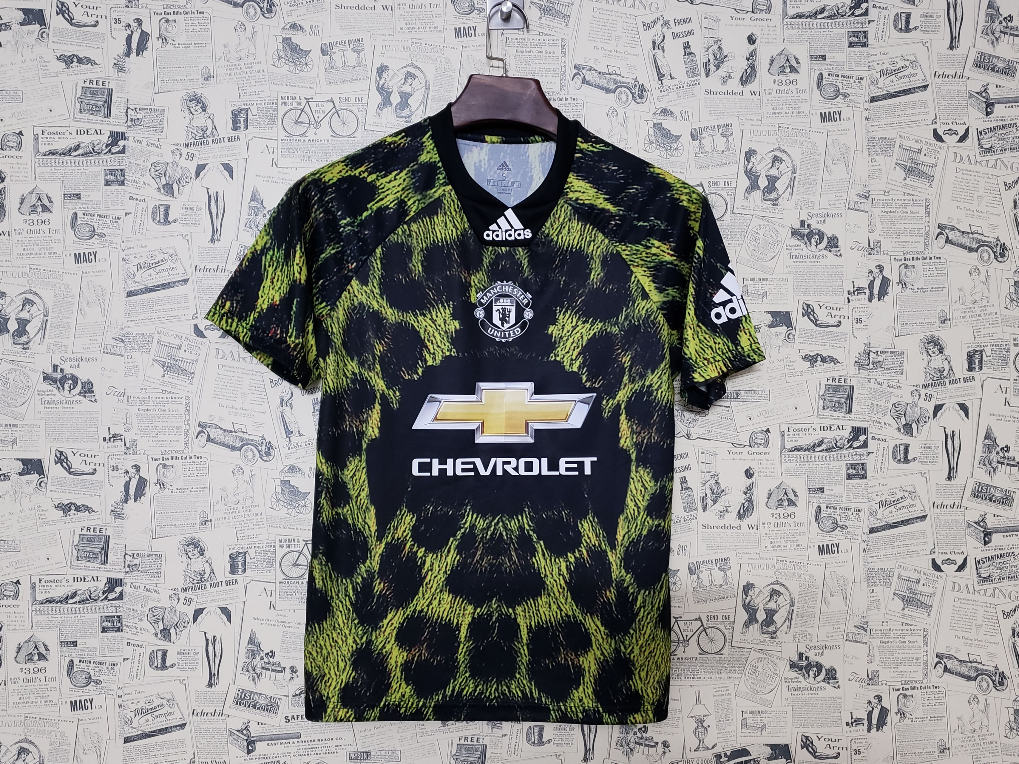 Camisa Manchester United EA Sports