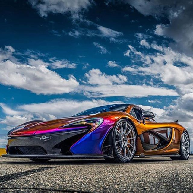 England Luxury Car: Everyone Loves Emojis! #ItsWhiteNoise #McLarenP1 #emoji