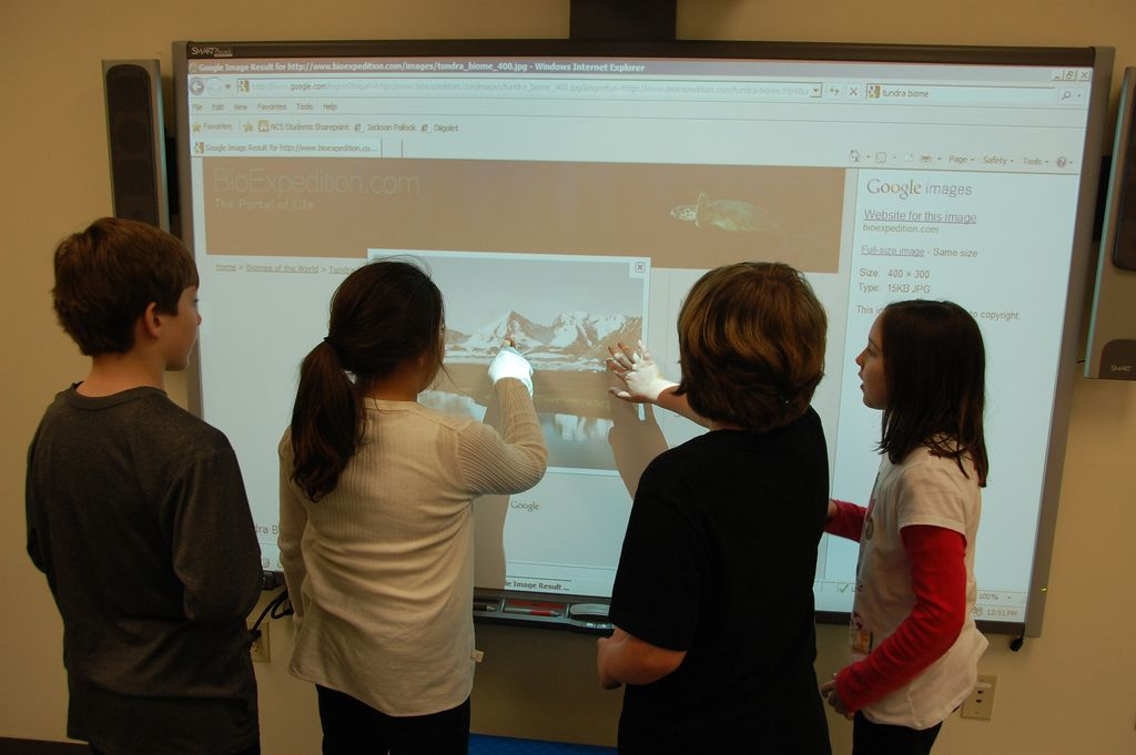 Interactive Displays Classroom Displays Engaging Lessons Classroom