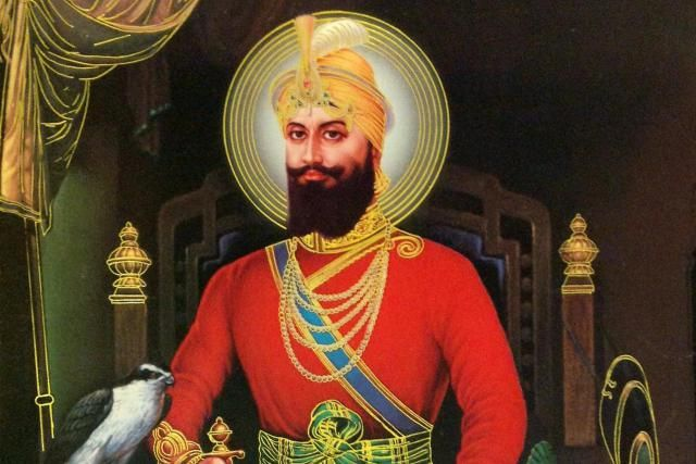Guru Gobind Singh Jayanti Gobind Singh Ji Pics Guru Gobind Singh