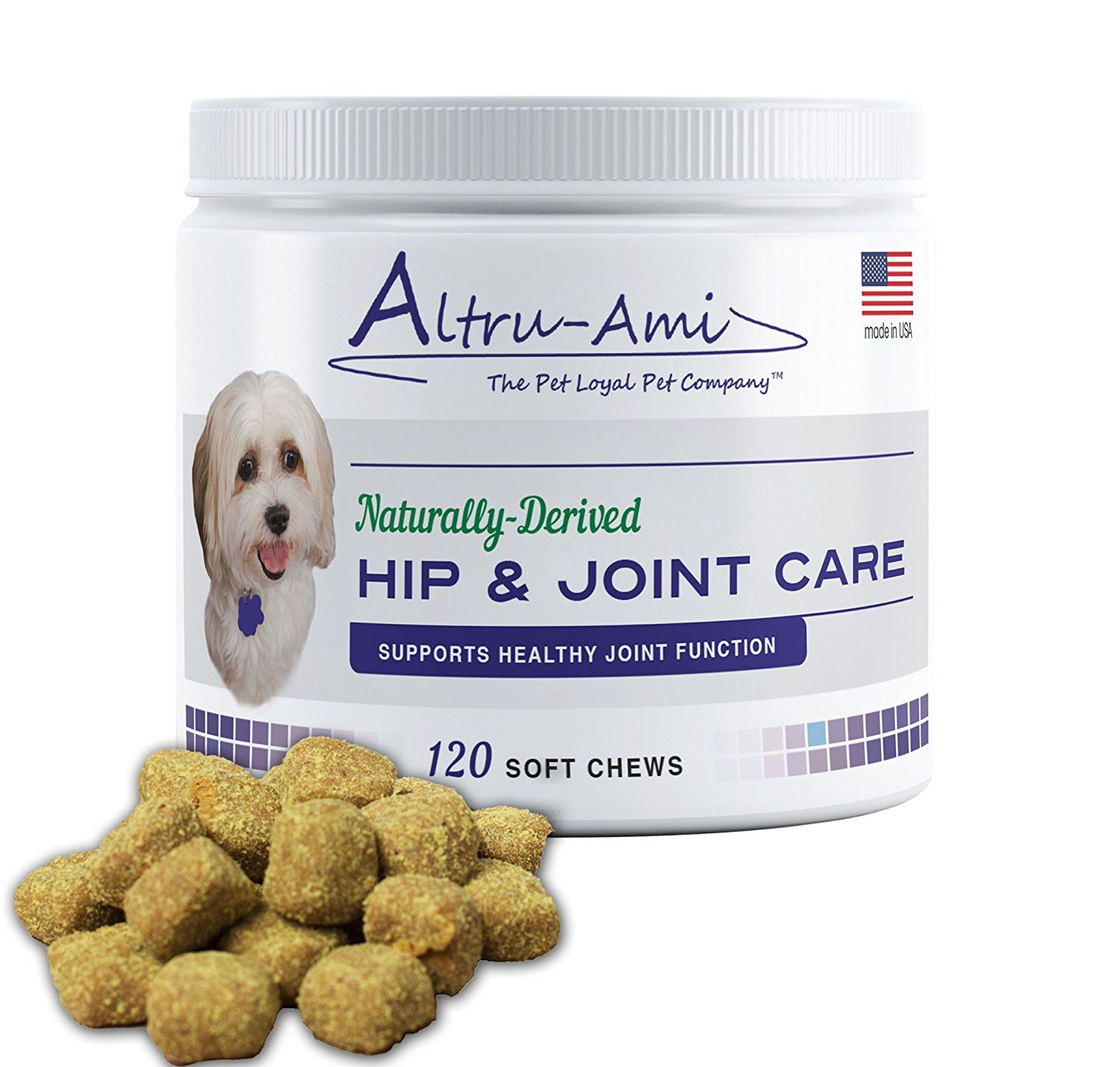 Glucosamine Chondroitin For Dogs By Altru Ami Advanced Hip And