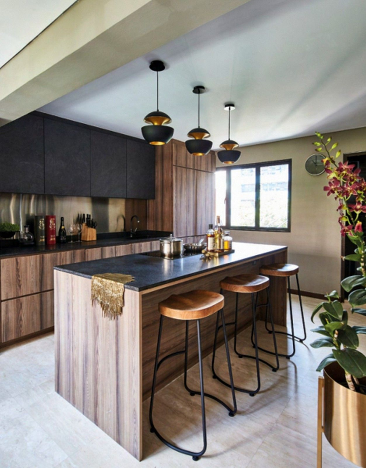 Hdb Living Room Decorating Ideas: Open Kitchen Ideas For Your HDB Flat, News