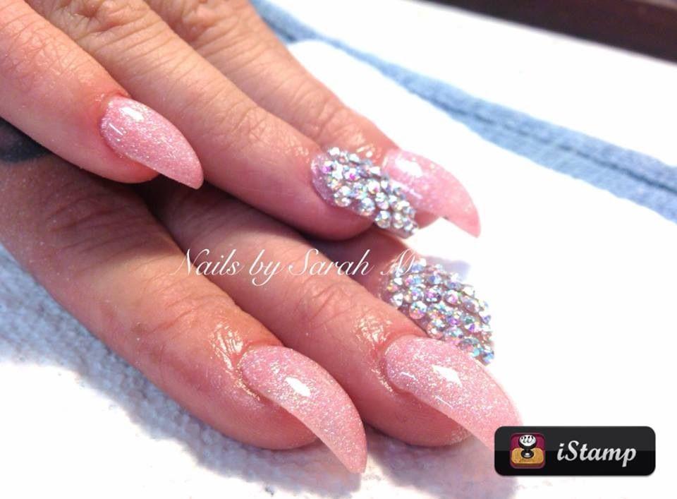 Acrylic Claw Nails