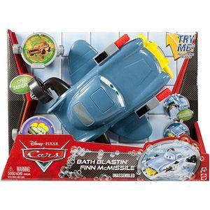 Disney Cars 2 Bath Blastin Finn Mcmissile Play Set