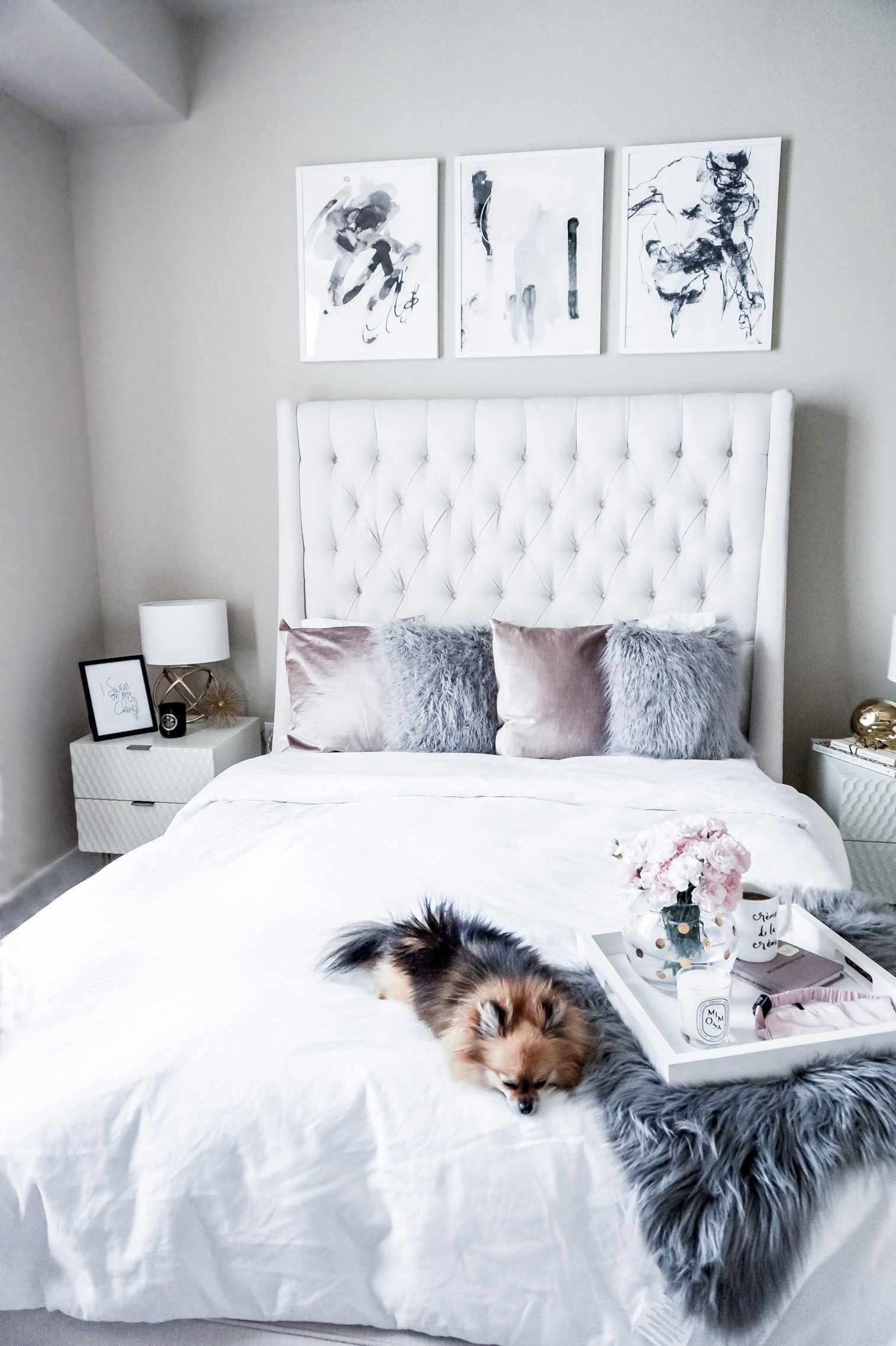 Charmant Tiffany Jais Houston Fashion And Lifestyle Blogger Sharing Her Updated  Scandinavian Bedroom Interior With Minted, Click To Read More | Minted Art  Prints, ...
