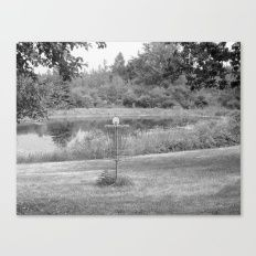 Wessel Pines Disc Golf C… Canvas Print