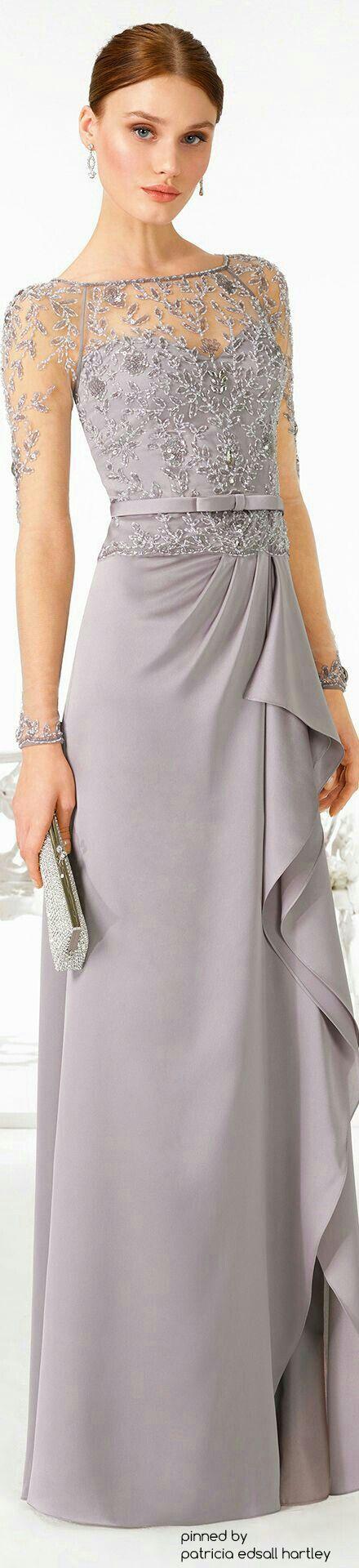 Madrinha casamento vestido brokat pinterest gowns kebaya
