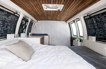 Best Rv Camper Van Interior Decorating Ideas 48 Travel Living Beauteous Van Interior Design