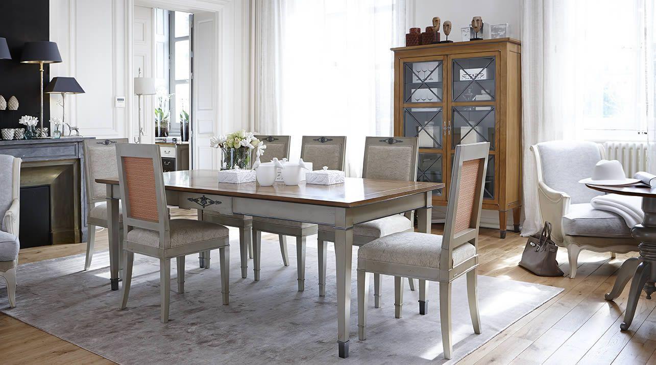 Createur Fabricant Et Distributeur De Meubles Francais Table Table Salle A Manger Mobilier De France