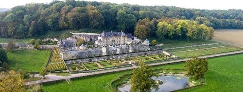 Chateau Neercanne, Maastricht, the Netherlands ...