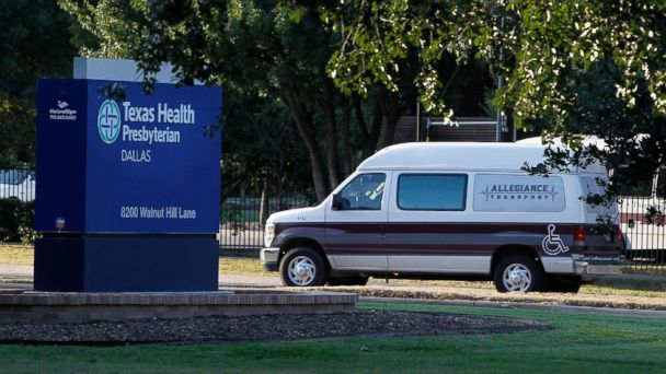 School Age Children Possibly Exposed to Ebola Patient | abc7news.com