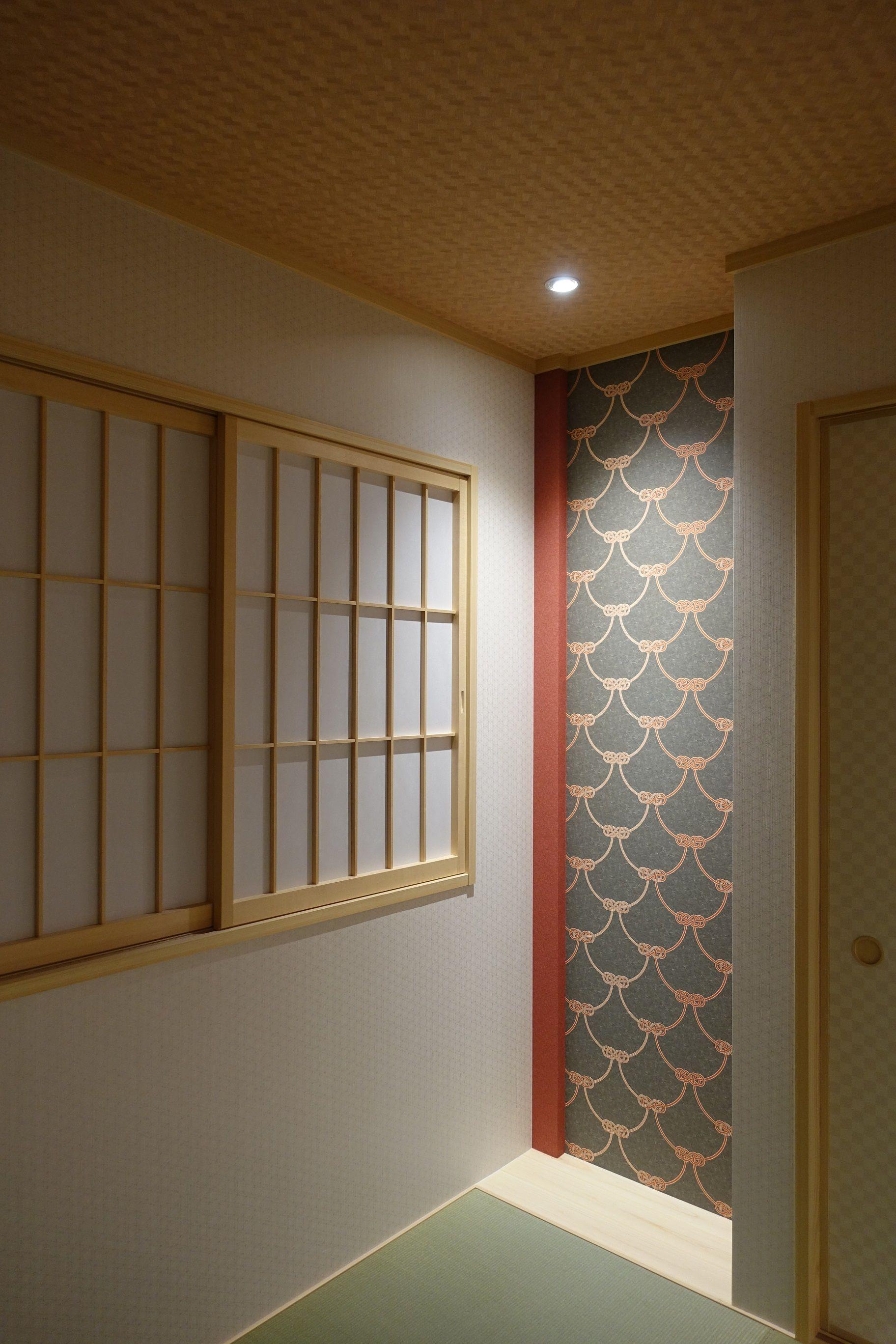 かわいいクロス 京都で注文住宅を建てるデザオ建設のスタッフブログ