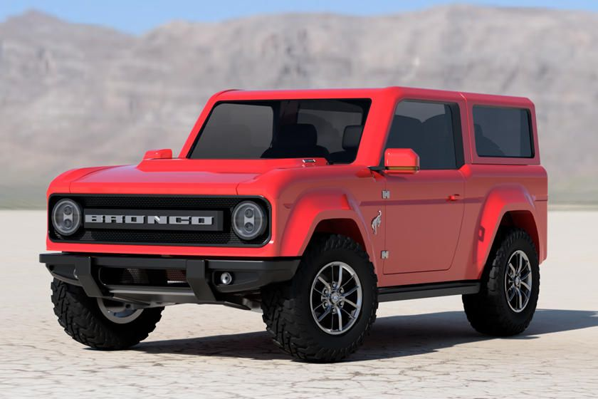 2021 Ford Bronco Rendering Bronco6g In 2020 Ford Bronco New Bronco Ford