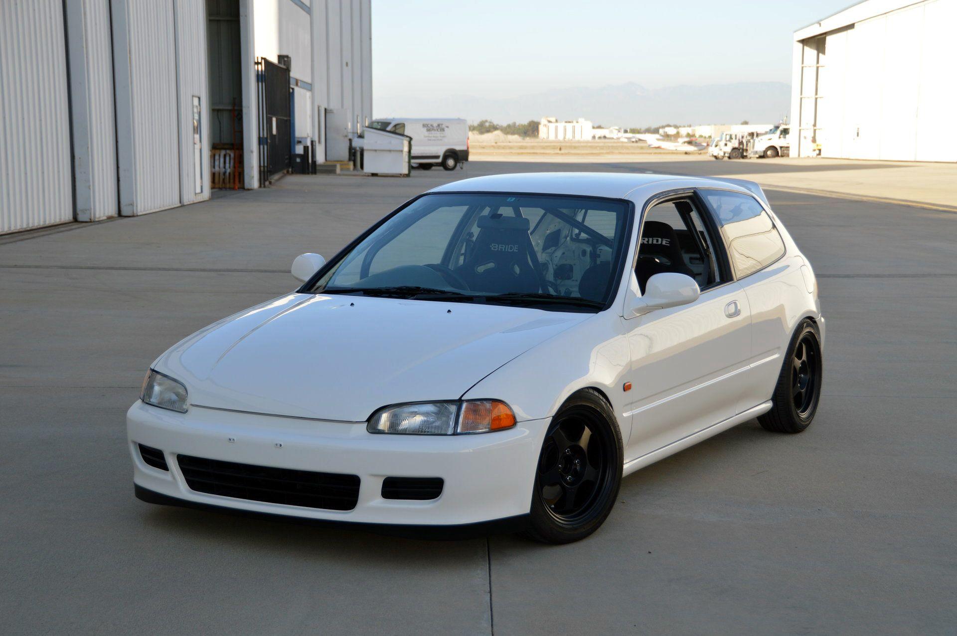 1992 Honda Civic Eg Sir Ii Honda Civic Vtec Honda Civic Honda Civic Hatchback