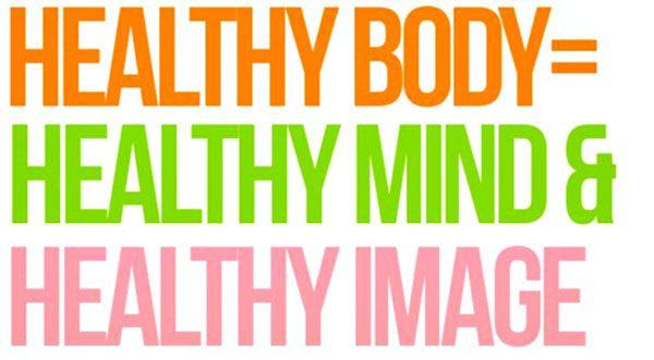 Výsledek obrázku pro healthy body healthy mind