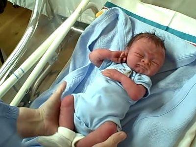 Cute Baby Dolls Reborn Boy