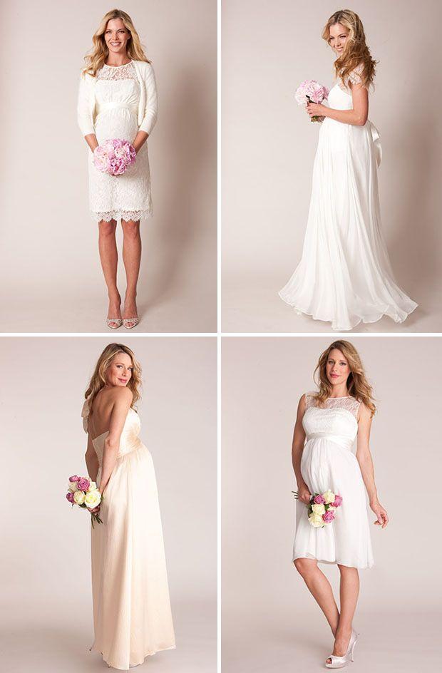 Seraphine Maternity Wedding Dresses Stuff We Love Onefabday Com Pregnant Wedding Dress Wedding Dresses Pregnant Wedding