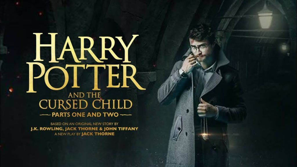 Harry Potter And The Cursed Child 2020 Official Trailer Daniel Radcliffe Movie Hd Daniel Radcliffe Movies Harry Potter Cursed Child Harry Potter Broadway
