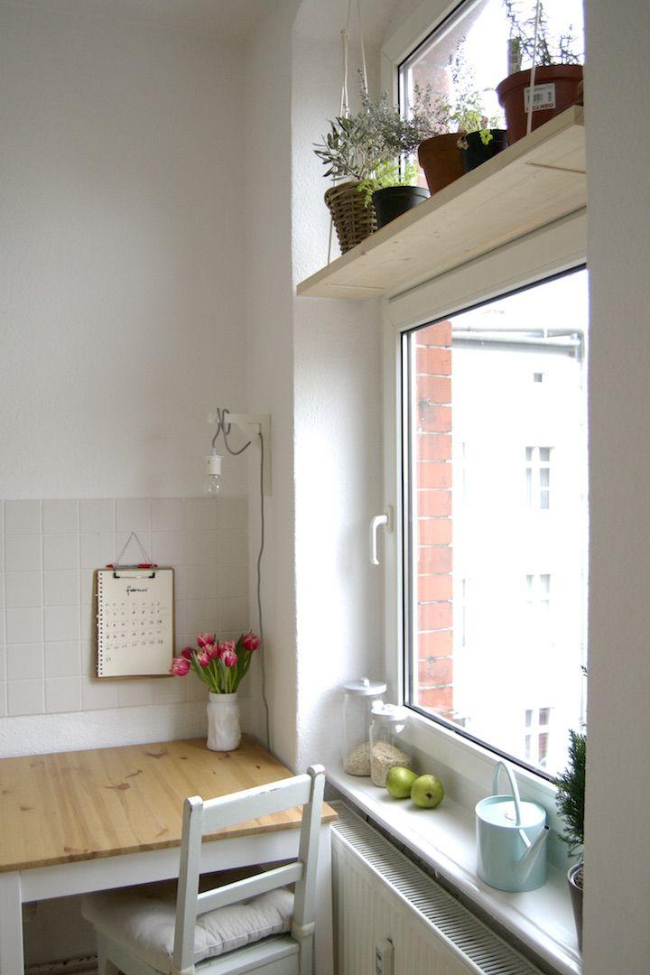 at/least - Kleine Räume einrichten 5 Tricks für die Mini-Küche