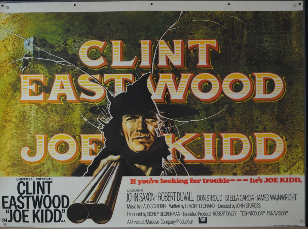 1972 clint eastwood movie posters bing images
