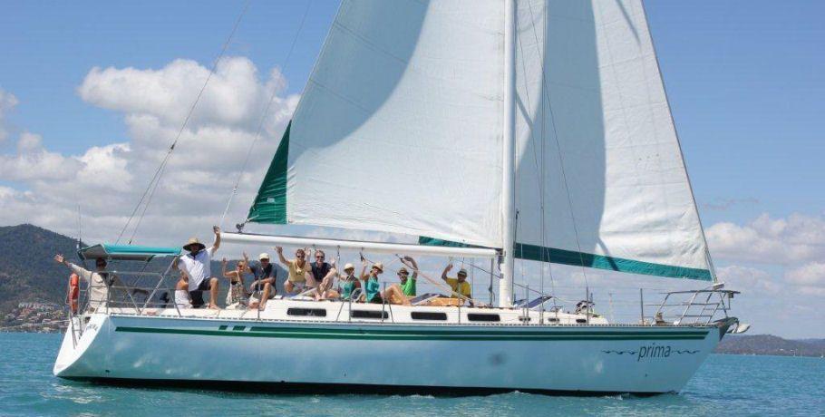 Prima Sailing - Whitsunday Islands, Whitsundays Yacht