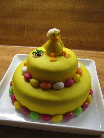 easter cake...mmm