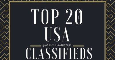 Top 20 Free Classified Sites in USA to Post Ads for Online