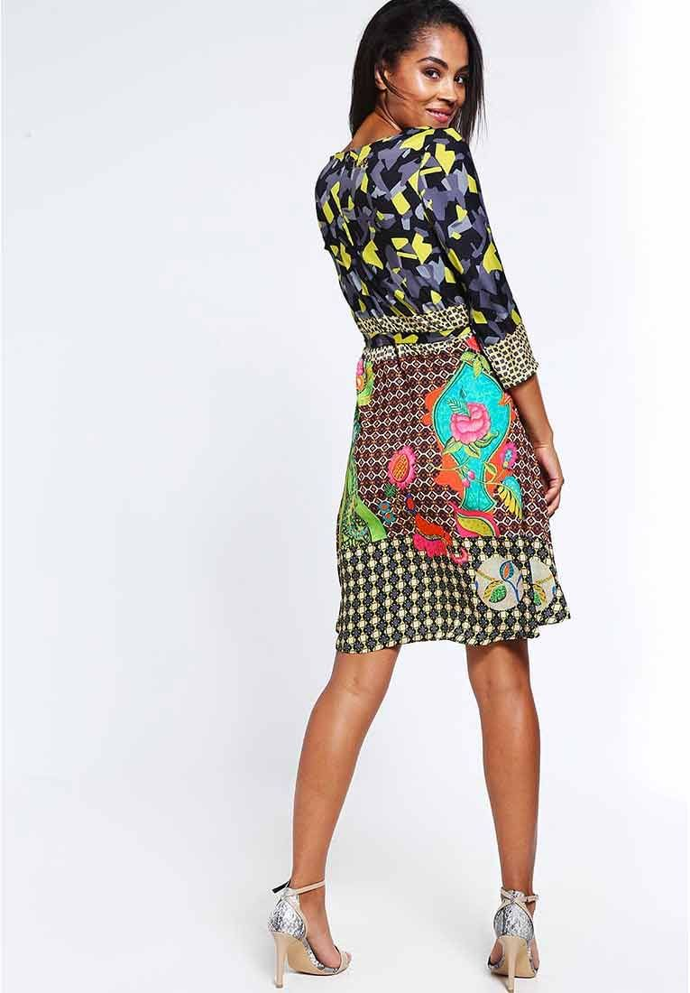 Desigual - Vestidos de mujer en Rebajas  9246bd23ad2a