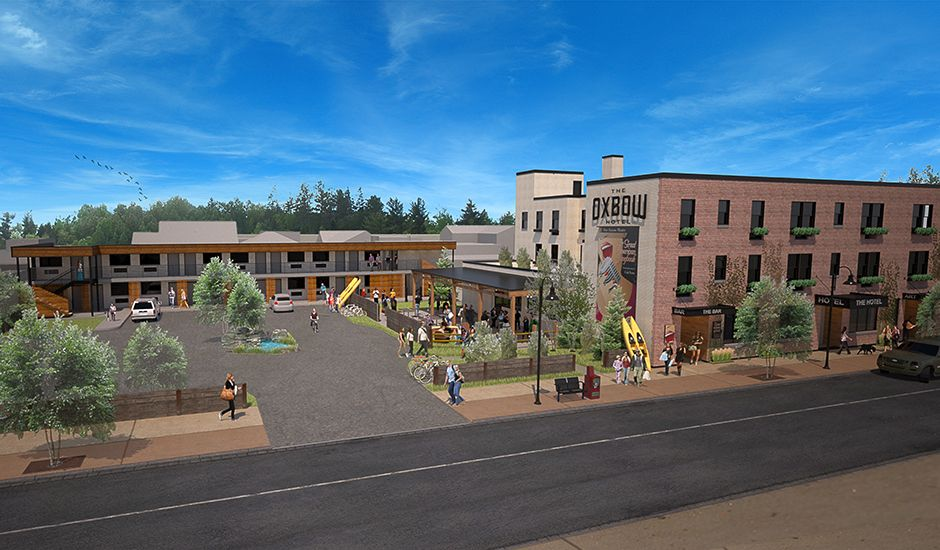 Here S How Justin Vernon S Boutique Hotel In Eau Claire Will Look Eau Claire Justin Vernon Boutique