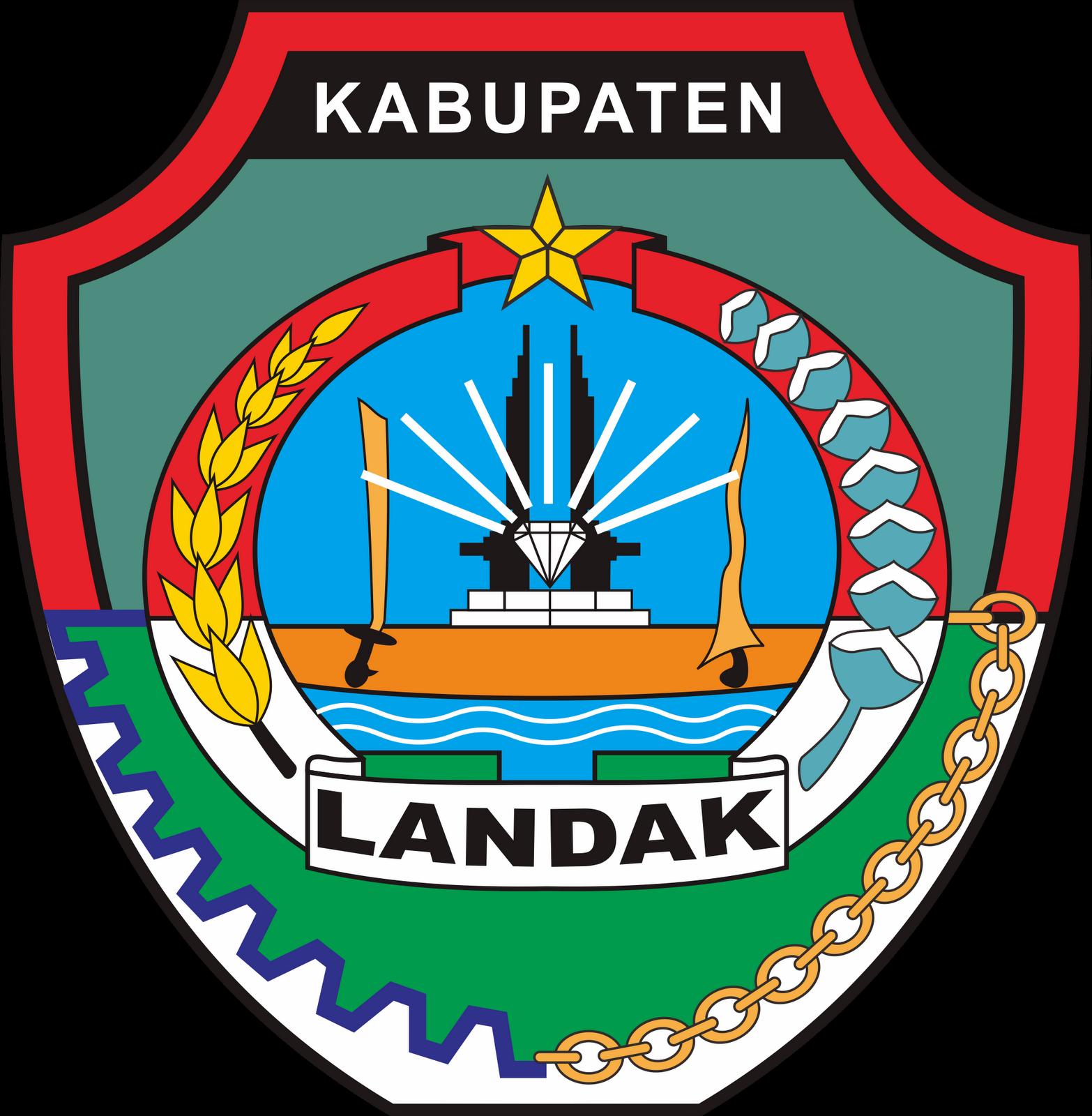 Landak Brasao Bandeiras