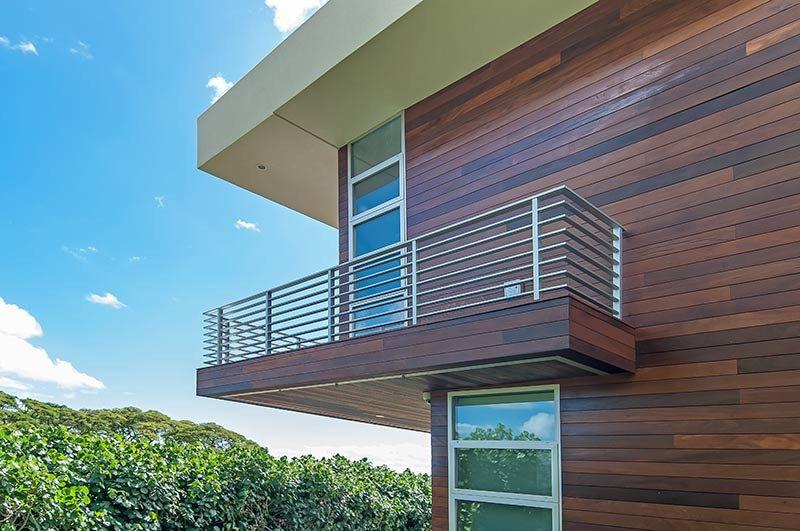 Best Aluminum Flat Bar With Images Balcony Railing Design 400 x 300