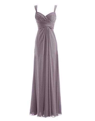 Diyouth Long Spaghetti Straps Bridesmaid Dresses Sweetheart Formal Prom Gowns Purplish Grey Size 2 Diyouth http://www.amazon.com/dp/B00WM7CF3O/ref=cm_sw_r_pi_dp_jJKpvb1NQER1B
