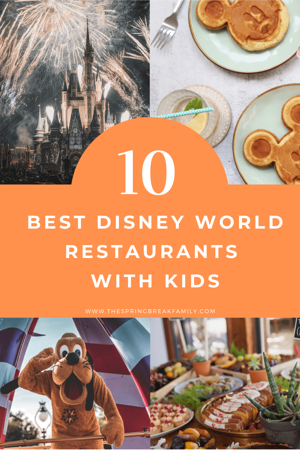 10 Of The Best Restaurants In Disney World For Kids In 2020 Disney World Restaurants Best Disney World Restaurants Disney World