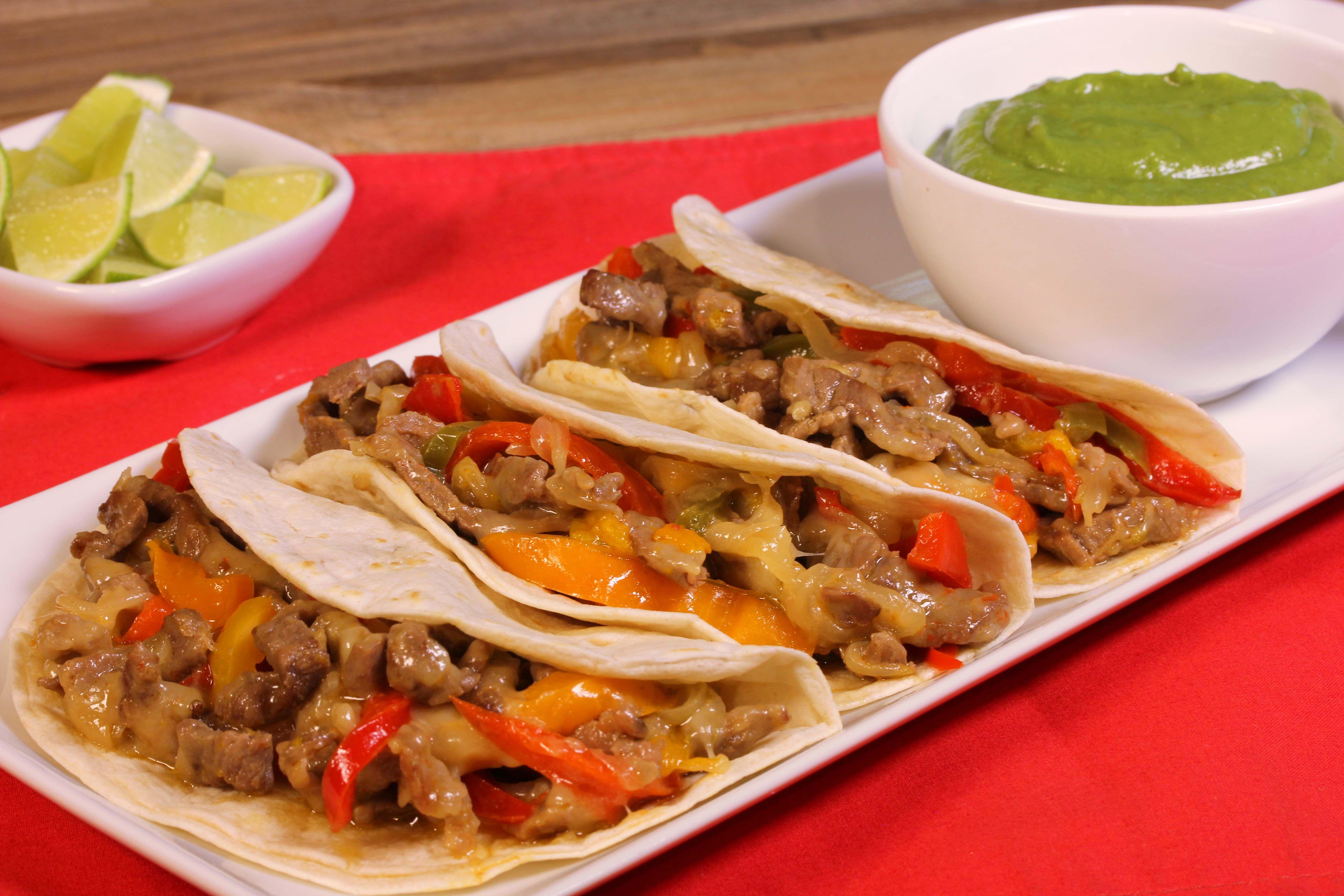 Wire Tacos Tacos De Alambre Tacos De Alambre Como Preparar Tacos Receta De Jambalaya